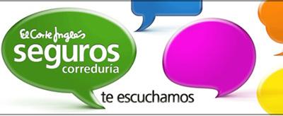 SEGUROS EL CORTE INGLES